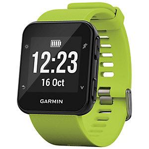 Garmin Forerunner 35 GPS träningsklocka (lime)