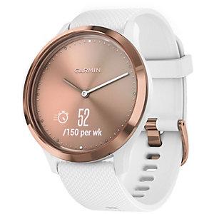 Garmin Vivomove HR Sport hybrid smartwatch S/M (vit)