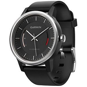 Garmin Vivomove aktivitetsarmband (svart)