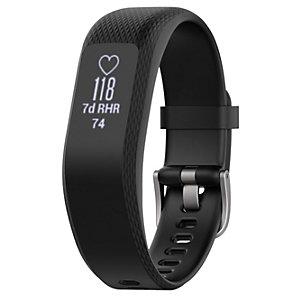 Garmin Vivo Smart 3 HR aktivitetsarmband (stor/svart)