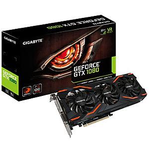 Gigabyte GeForce GTX 1080 WindForce OC grafikkort 8G