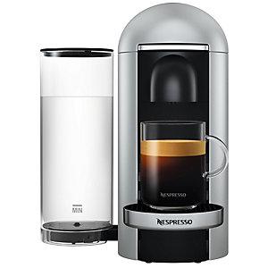 Nespresso VertuoPlus kapselmaskin (silver)