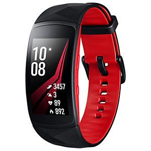 Samsung Gear Fit2 Pro sportklocka – L (röd/svart)
