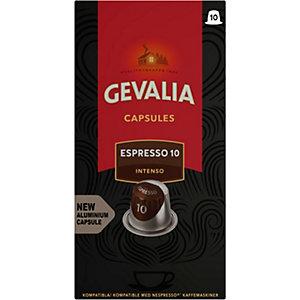 Gevalia Espresso 10 Intenso kapsler