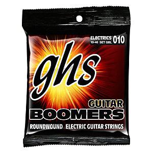GHS GBL Boomers light sähkökitaran kielet