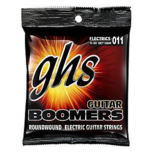 GHS GBM Boomers medium sähkökitaran kielet