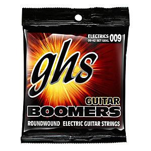 GHS GBL Boomers extra light strängar till elgitarr