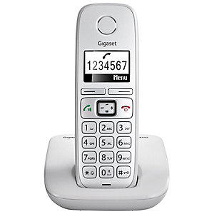 Gigaset E310 trådløs telefon (grå)