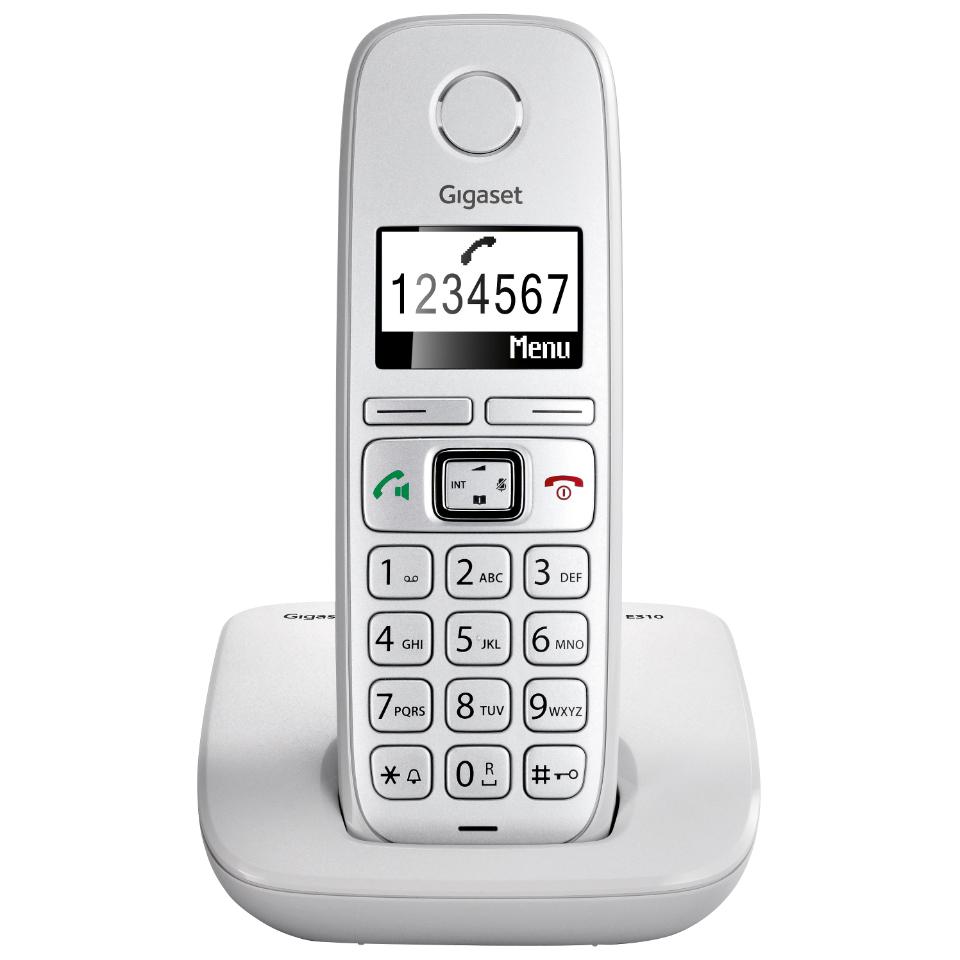 fast telefon med nummerpresentatör