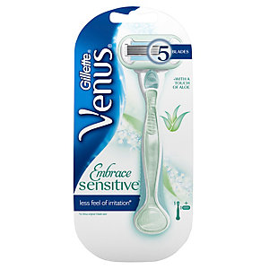 Gillette Venus Embrace Sensitive rakhyvel 364589