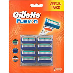 Gillette Fusion rakblad 379156 8-pack