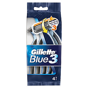 Gillette Blue3 barberhøvler 945658