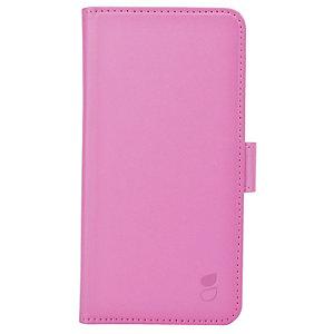 Gear iPhone Xs Max lompakkokotelo (pinkki)