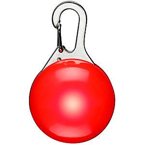 Goji LED nøkkelring (rød)
