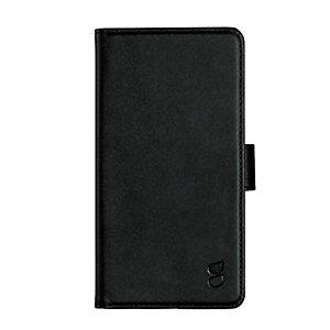 Gear Nokia 6 lompakkokotelo (musta)