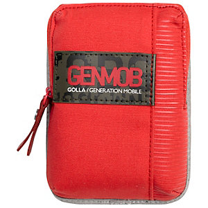 Golla kameraveske Creda G1256 (rød)