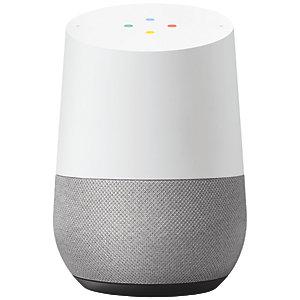 Google Home - svenska (grå/vit)