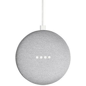 Google Home Mini - svenska (chalk)