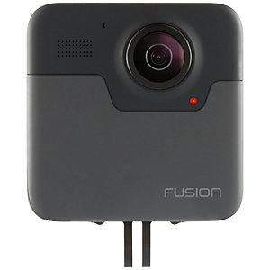 GoPro Fusion 360-degree actionkamera