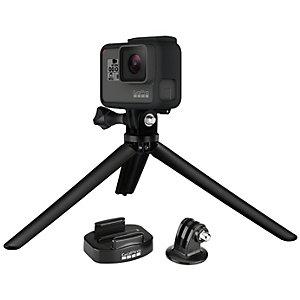 GoPro tripod-stativ, quick release-feste og mini tripod