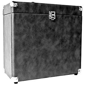 Groove bærbar vinylkasse (sort)