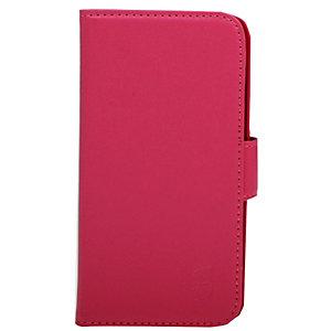 Gear Samsung Galaxy S5 Mini lompakkokotelo (pinkki)