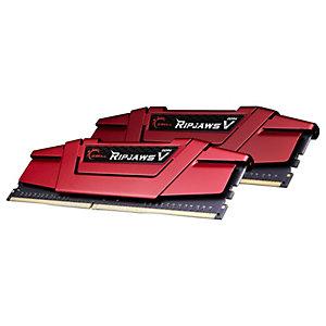 G.SKill Ripjaws V DDR4 RAM 16 GB (röd)