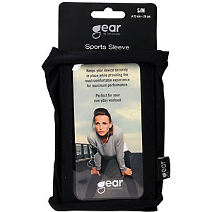 Gear Sportarmband till iPhone 4/5 (S/M)