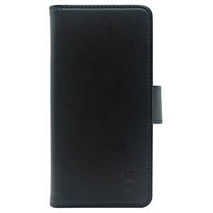 Gear Sony Xperia XZ2 Compact plånboksfodral (svart)