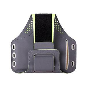 Gear Sport Premuim ArmBand universalt (grå/gul)