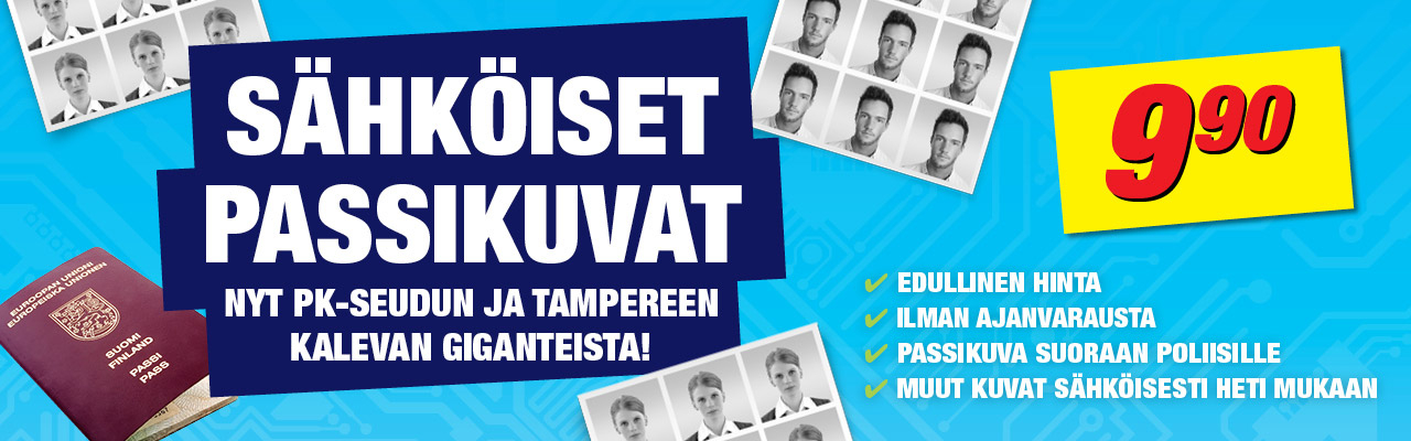 Passikuva Espoo