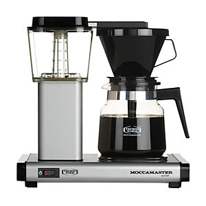 Moccamaster Kaffebryggare H 741 AO (silver matte)