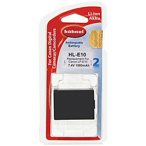 Hähnel HL-E10 Li-ion kamerabatteri (Canon LP-E10)