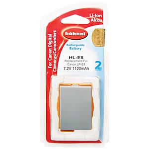 Hähnel HL-E8 Li-ion kamerabatteri (Canon LP-E8)