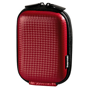 Hama Kameraväska Hardcase Two Tone 40 G (röd)