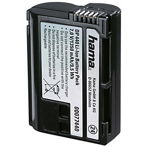 Hama DP-440 Li-ion Kamerabatteri (Nikon EN-EL15)