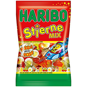 Haribo Stjerne Mix godis 01913