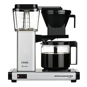 Moccamaster kahvinkeitin HBG741AOMS (harmaa)