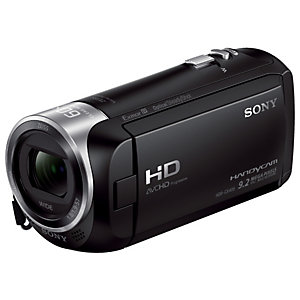 Sony Handycam HDR-CX405 Videokamera (svart)