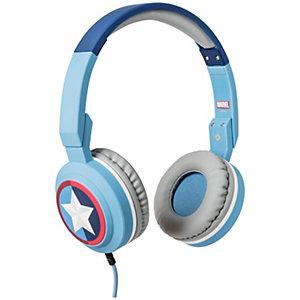 Tribe Pop Captain American on-ear hodetelefoner