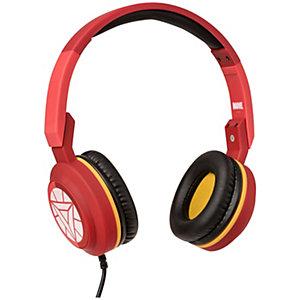 Tribe Pop Iron-Man on-ear hodetelefoner