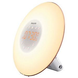 Philips wake-up light HF3506/50 (koppar)