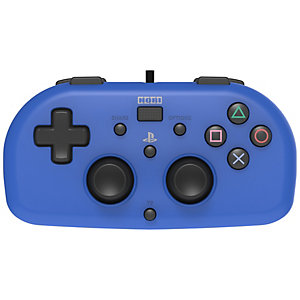 Hori PS4 Horipad Mini spelkontroll (blå)