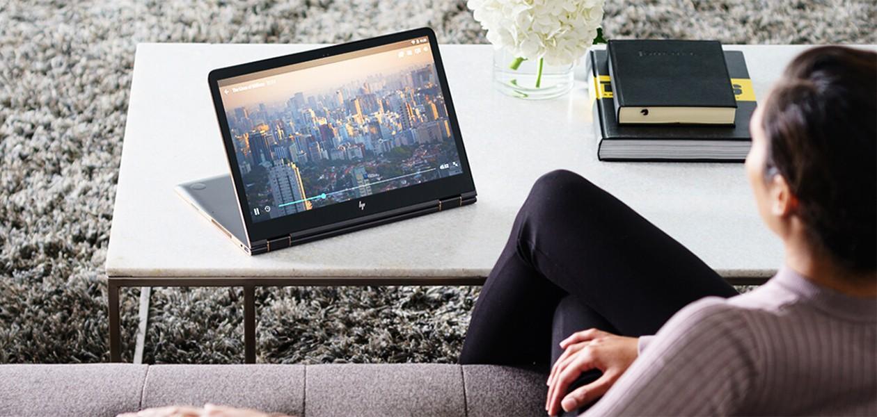 HP Spectre x360 - en forførende PC