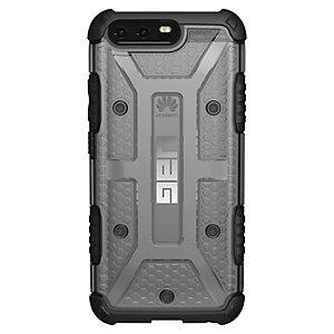 UAG Huawei P10 Plasma fodral (klar,svart)