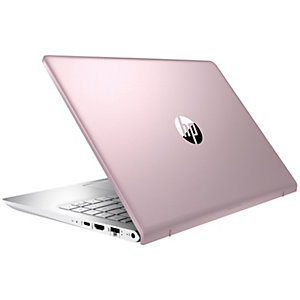 "HP Pavilion 14-bf085no 14"" bærbar PC (rosa)"