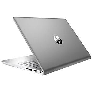 """HP Pavilion 14-bf101no 14"""" bærbar PC (mineralsølv)"""
