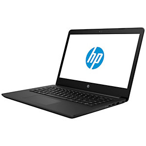 "HP 14-bp078no 14"" bærbar PC (sort)"