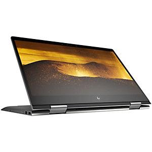 """HP Envy x360 15-bq000no 15.6"""" 2-i-1 (grå, silver)"""