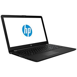 "HP 15-bs183no 15,6"" bærbar PC (sort)"